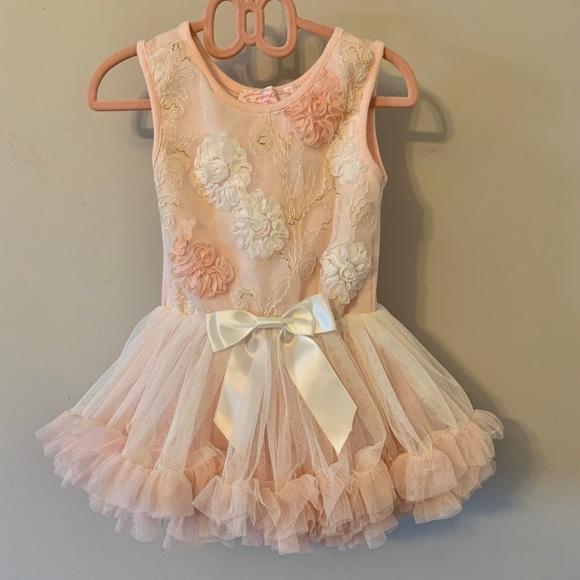 Blush pink / Ballerina dress